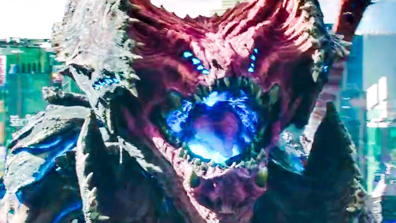 Download PACIFIC RIM 2 All Trailer + Movie Clips (2018)