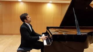 Mozart - Piano Sonata no.13 in Bb Major K333, I: Allegro | Or Yissachar