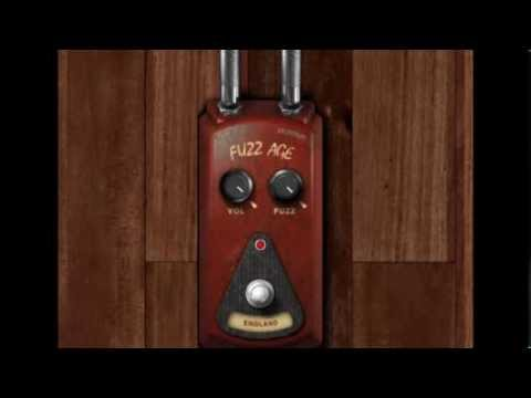 Guitar Rig vs Amplitube: Fuzz Face (?) -Digital- Shootout