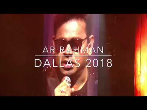AR Rahman - Live Concert Dallas Sept 2018