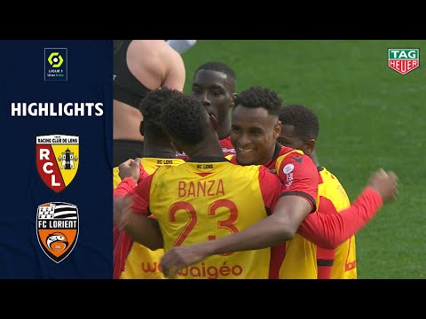 Lens Lorient Goals And Highlights