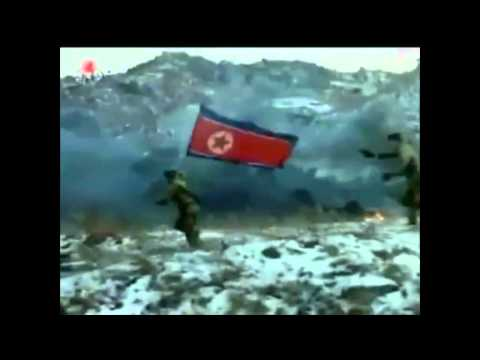 DPRK song - 1, 2, 3, let's go!