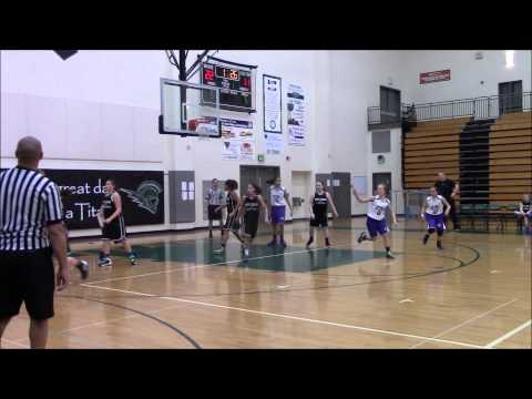 Hot Shots vs West Salem