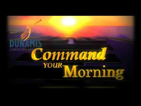 Commanding Your Morning Daily Devotional Quotes by Cindy Trimm