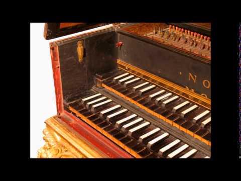 J.S. Bach Concerto for 4 Harpsichords in A minor BWV 1065
