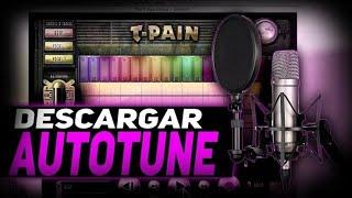 Descargar AUTOTUNE En Español INSTALACION EN ADOBE 2016