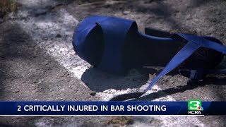 Police investigate Modesto bar shooting