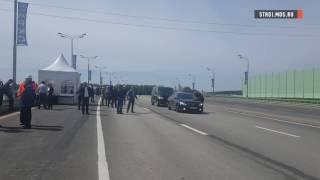 Прямо сейчас: Открылось движение по дублеру Калужского шоссе в районе д. Сосенки