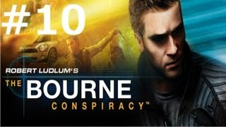 The Bourne Conspiracy - Mission 10