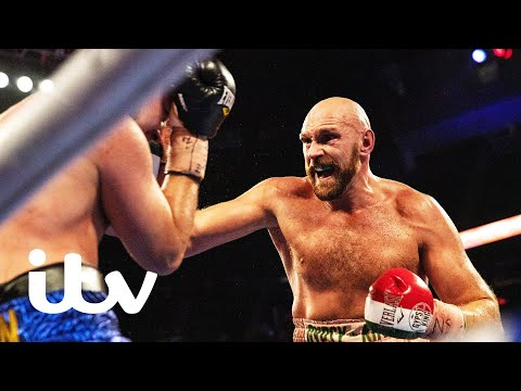 Anthony Joshua Offers Tyson Fury Fight In 2021 Over Facetime | Tyson Fury: The Gypsy King | ITV