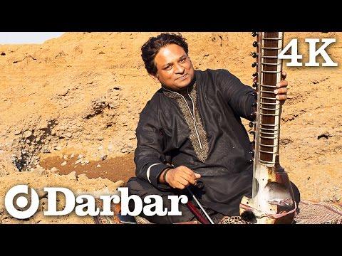 Rare Indian Instrument   the Esraj  Raag Bhairavi  Arshad Khan  Music of India