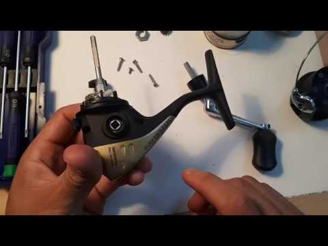 AMAZING BUDGET REEL - Shimano Hyperloop 2500 FB Disassembly Review