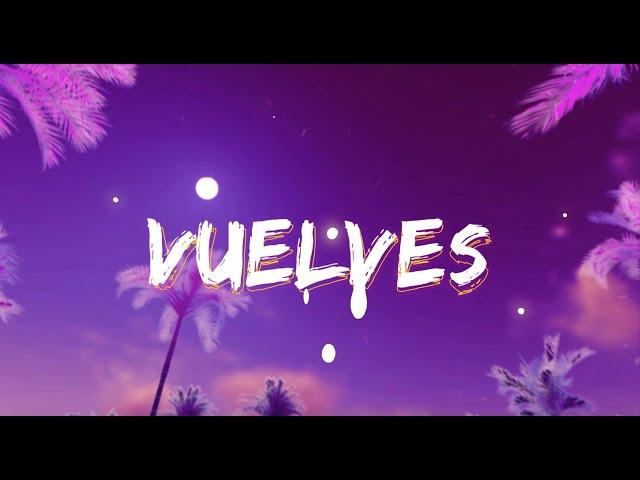Alejandro Reyes - Vuelves (Official Lyric Video)
