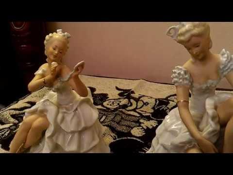 Эксклюзивные фарфоровые статуэтки в интернет-магазине «фарфор хрусталь». Широкий выбор, высокое качество. Звоните: 8 (495) 255-02-13.