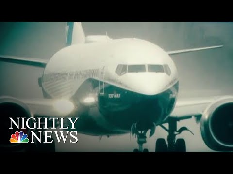 FAA Issues Safety Bulletin Over 'Angle Of Attack' Sensors On After Lion Air Crash   NBC Nightly News