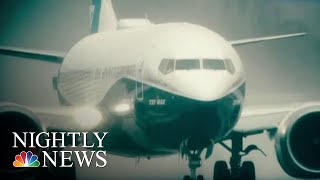 FAA Issues Safety Bulletin Over 'Angle Of Attack' Sensors On After Lion Air Crash | NBC Nightly News
