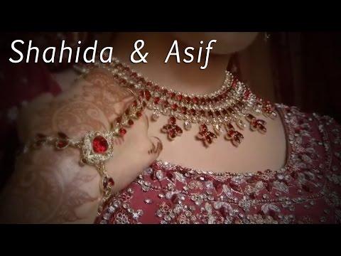 Pakistani Muslim Wedding with Nikah at Hilton Warwick Hotel | Bloomsbury Films ®