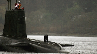 UK covered up failed missile test