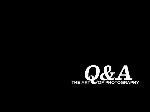 Q&A :: NGO Photography