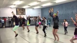 Gabrielle Ruiz Choreography- Int Musical Theatre, Revolting Children Matilda