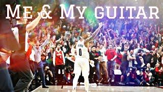"Damian Lillard Mix ~ ""Me And My Guitar"" - A Boogie Wit Da Hoodie"