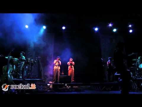 """Mannarino - """"Osso di seppia"""" Live @ Porto Antico di Genova"""