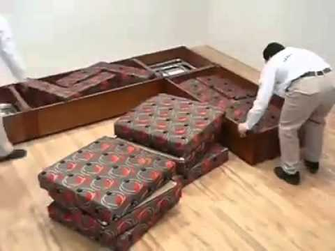 Fabulous folding sofa design YouTube