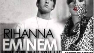 Eminem and rihanna - love the way you lie (esquire vs offbeat remix) house club mix