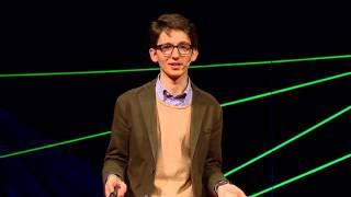 COME HO MANDATO UN CANE NELLO SPAZIO | Giulio Michelon | TEDxTrento