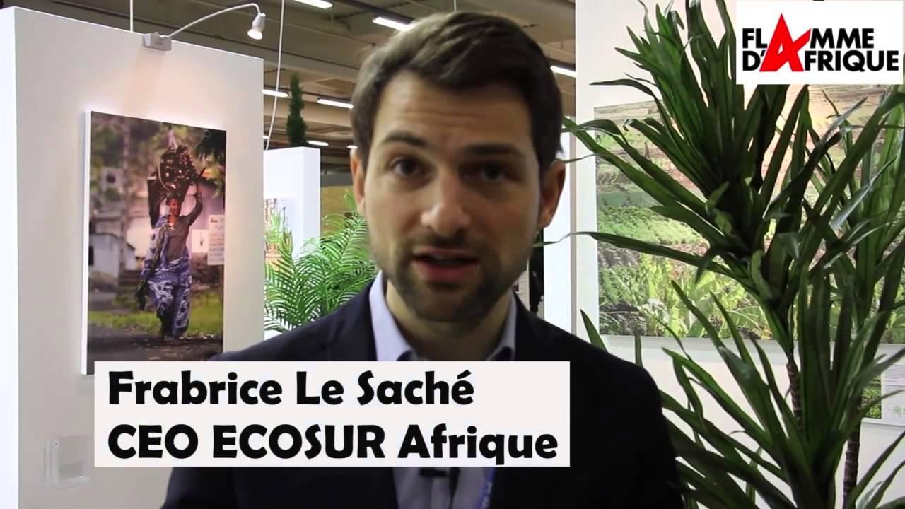 l 39 afrique est une solution au probl me climatique fabrice le sach ceo de ecosur afrique. Black Bedroom Furniture Sets. Home Design Ideas