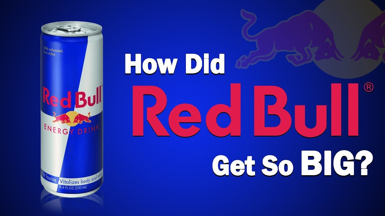 How Did RED BULL Get So Big? - YouTube