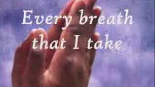 Praise and Worship Songs with Lyrics -I Give you my Heart