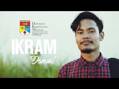 Temuduga UKM : Ikram Ismail (17/18)