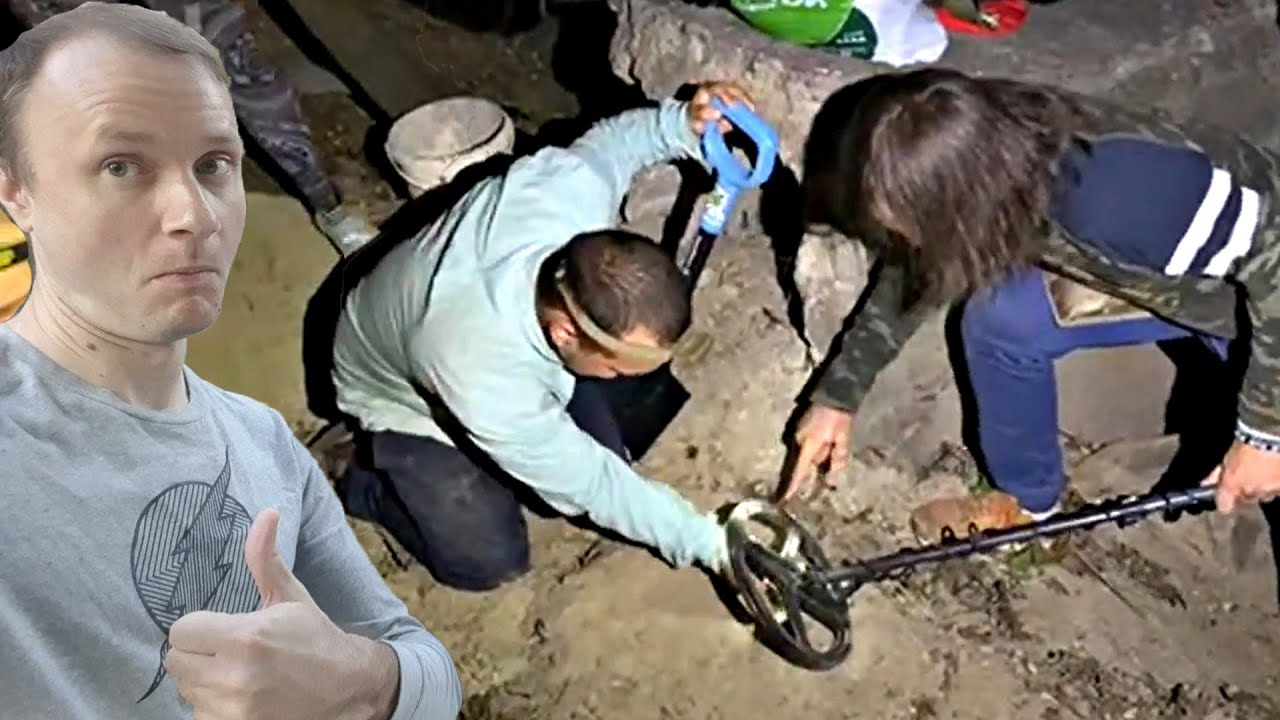 ✅В поисках варяжских пещер с СУПЕР СУСом и КАМРАДом. Копаем КЛАД. Стрим от Креосана