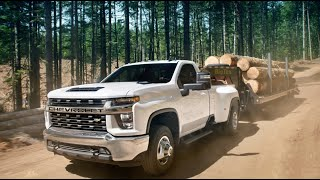 All-New Chevy Silverado HD - Test Drive: Chevy Commercial | Chevrolet