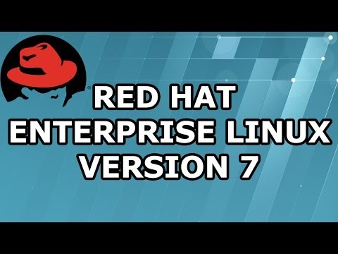 Red Hat Enterprise Linux 7 (RHEL7) - quick review