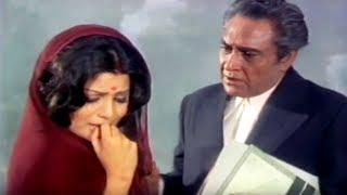 Ashok Kumar, Sulakshana Pandit, Uljhan - Emotional Scene 16/21