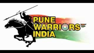 Sahara Pune Warriors Theme Song  Shankar Mahadevan 2011 Official