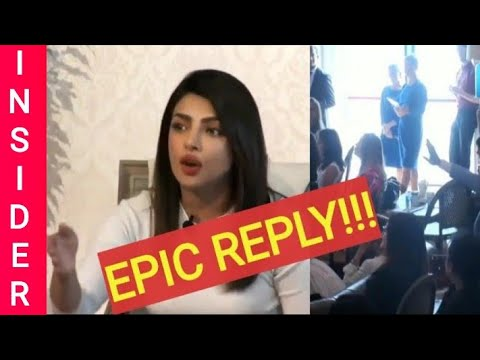 Priyanka Chopra Epic Reply to a Journalist | Bollywood | Thug Moments | Women Empowerment | Mp3