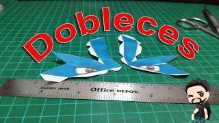 Dobleces Papercraft