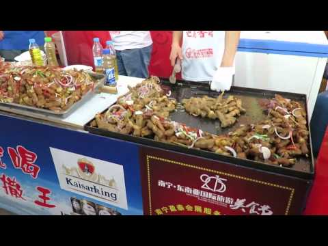 Southeast Asian Food Festival, Nanning, China