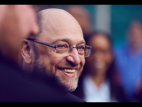 Einer von uns. Martin Schulz.