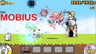 The Battle Cats - Crash Fever Mobius - Review