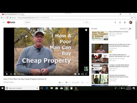 Cheap Land Went VIRAL