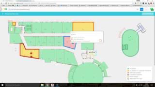 Baufortschrittsvisualisierung im AutoCAD Grundriss
