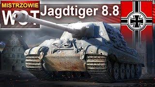 Jagdtiger 8.8 - Mistrzostwo i do tego 350 000 zarobku! World of Tanks
