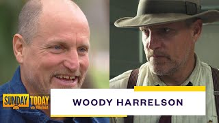 Woody Harrelson On 'The Highwaymen,' 'Cheers,' Family Life | Sunday TODAY thumbnail