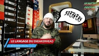 LE LANGAGE SNEAKERS