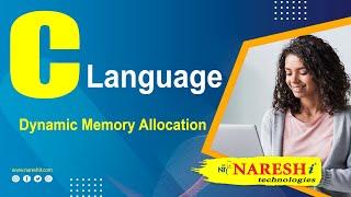 dynamic memory allocation in C and C  calloc malloc realloc free new delete