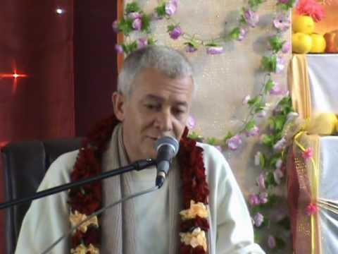 Бхагавад Гита 16.7 - Чайтанья Чандра Чаран прабху